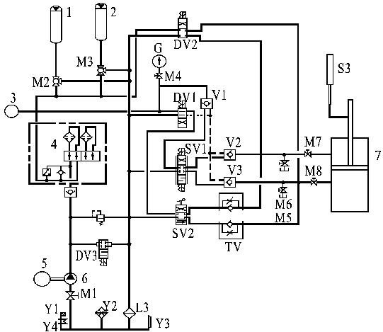 plc控制比例阀接线图